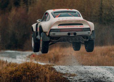 Singer-Built Porsche Safari 911 – Brilliant Engineering and Design