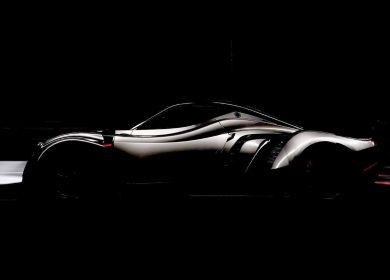 Picasso PS-01 supercar with Italian V6 made in Switzerland