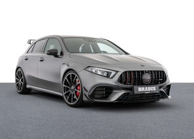 Mercedes AMG B45 – 450 performance upgrade from Brabus