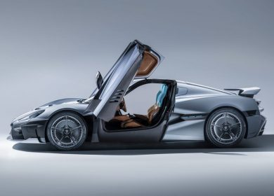 The Rimac C Two is only $2 million – Not bad for a hypercar