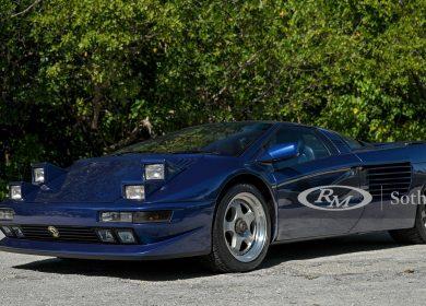 Cizeta V16T – The Lamborghini Diablo killer up for auction