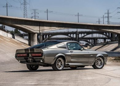 Ford Mustang Eleanor from Gone in 60 Seconds for sale