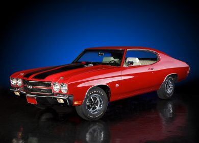 Chevrolet Chevelle SS Coupe from 1970 – Amazing Wallpapers