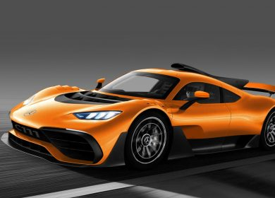 Mercedes-Benz AMG Project ONE to launch this year