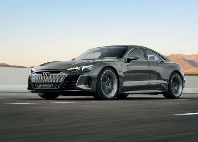 Audi E-Tron EV to take on Porsche Taycan