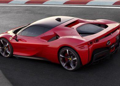 Why Chris Harris hates the Ferrari SF90? Watch the video