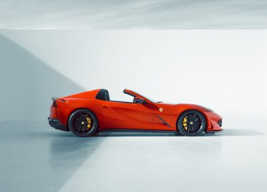 Novitec Ferrari 812 GTS is absolute bananas