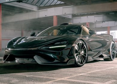 Novitec tuned McLaren 765LT with 855hp is ravishing