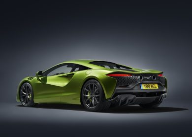 McLaren Artura hybrid design and power figures are controversial