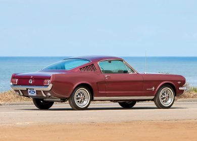 1965 Ford Mustang Fastback Wallpapers – Better than Eleanor?