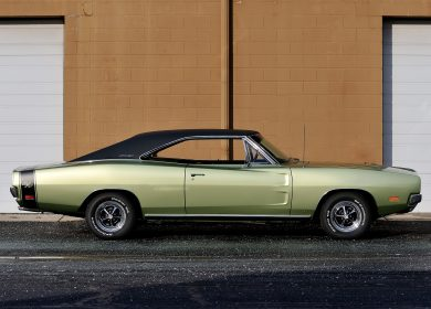 Dodge Charger R/T Wallpapers – Majestic muscle car from 1969
