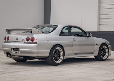 Nissan Skyline GT–R V-Spec – JDM lovers must check this auction