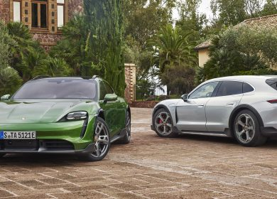 Porsche Taycan Turbo S Cross Turismo – Haters must see