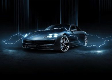 Taycan by TECHART – Electrified to the future