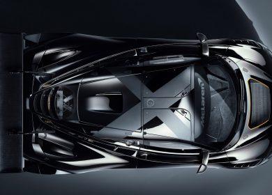 2021 McLaren 720S GT3X Wallpapers – Track beast