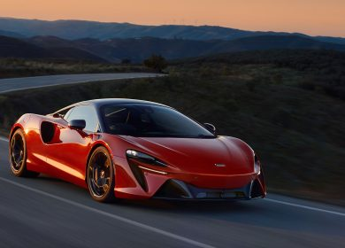 McLaren Artura numbers – A new standard for all supercars