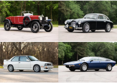 The Spring Motoring Collection 2021 by Bring A Trailer