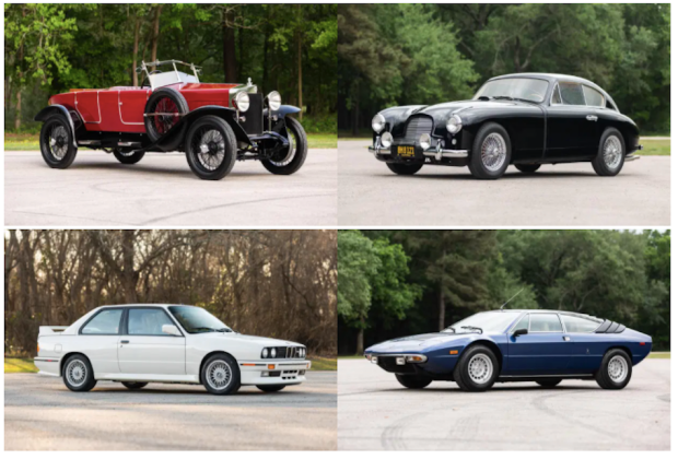 The Spring Motoring Collection