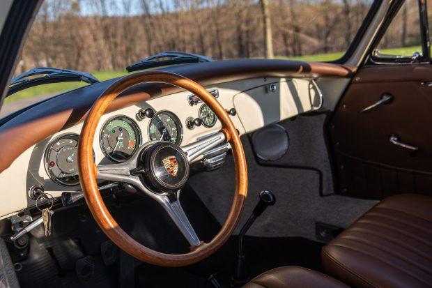 Real 1963 Porsche 356B