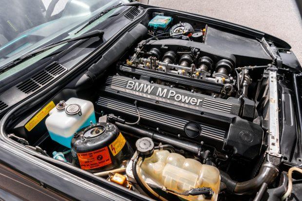 S38-Powered 1990 BMW M3