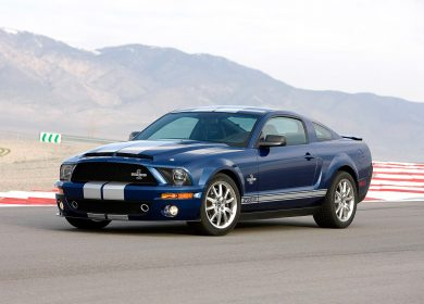 """2008 Shelby GT500 KR """"40th Anniversary"""" Wallpapers"""