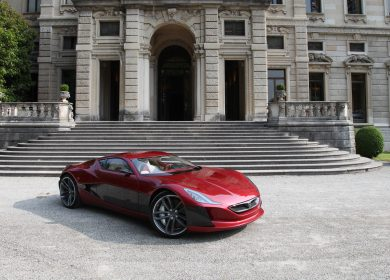 2011 Rimac Concept One Wallpapers – Hammond's favourite