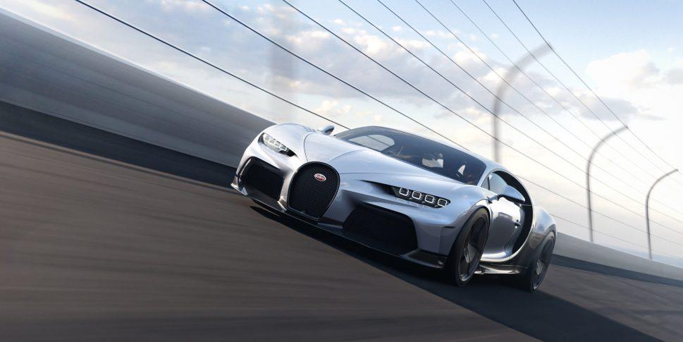 2022 Bugatti Chiron Super Sport
