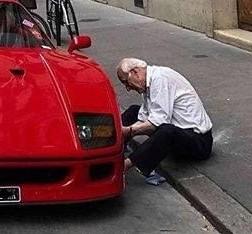 Bernie Ferrari F40