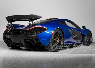 Barrett Jackson Las Vegas to showcase Deadmau5's McLaren P1