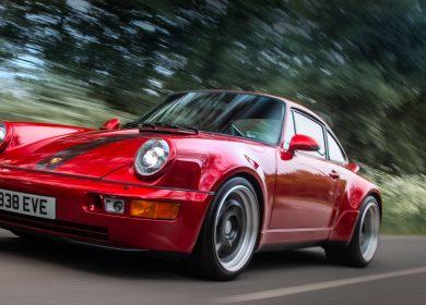 The Everrati Signature – All electric classic Porsches