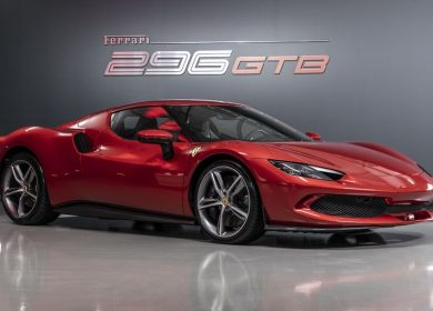 Ferrari 296 GTB – V6 Hybrid – photos and specifications