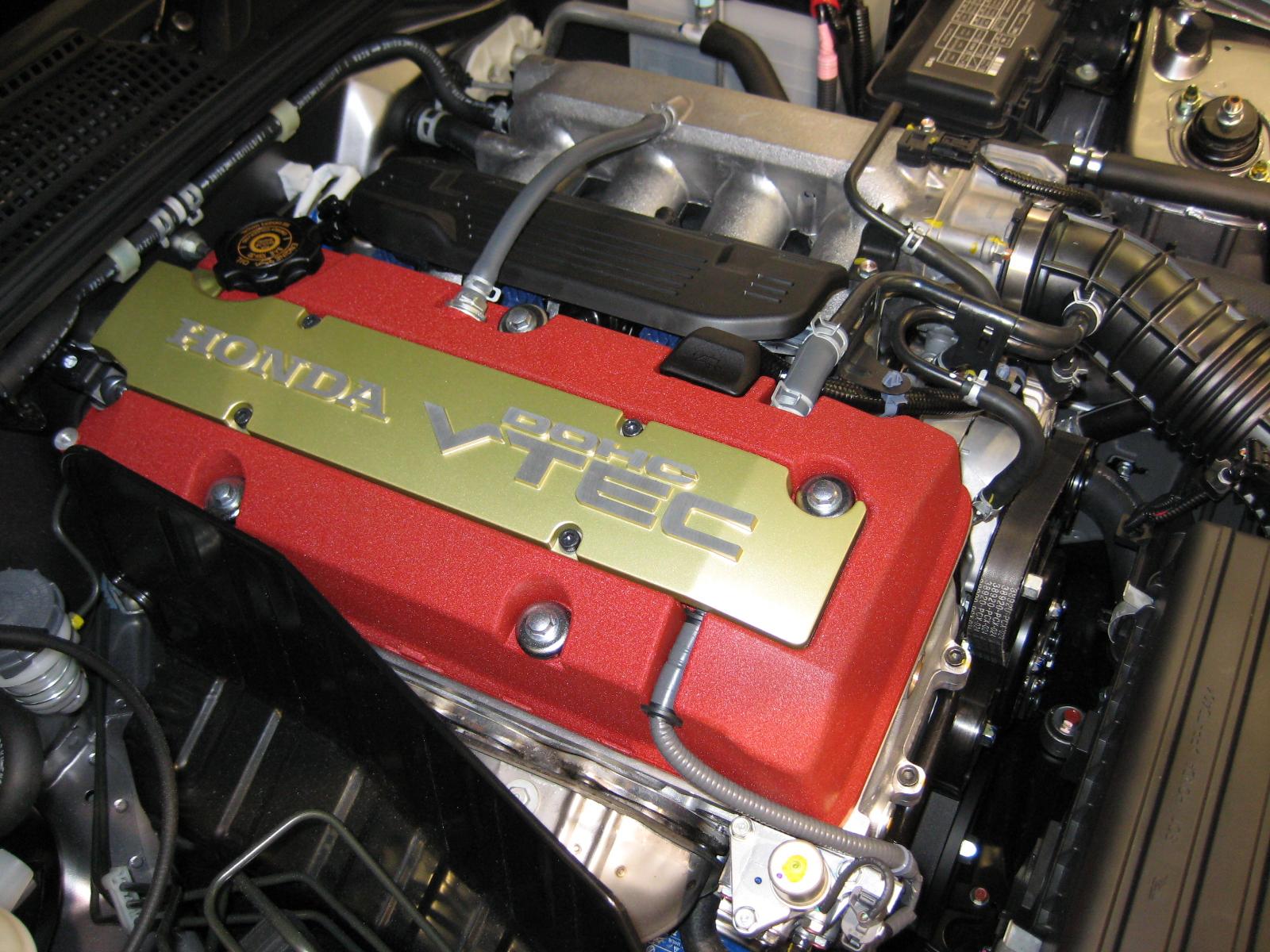 Honda F22C engine