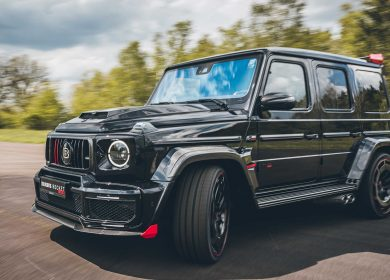 The Brabus 900 Rocket Edition – Sky is the limit