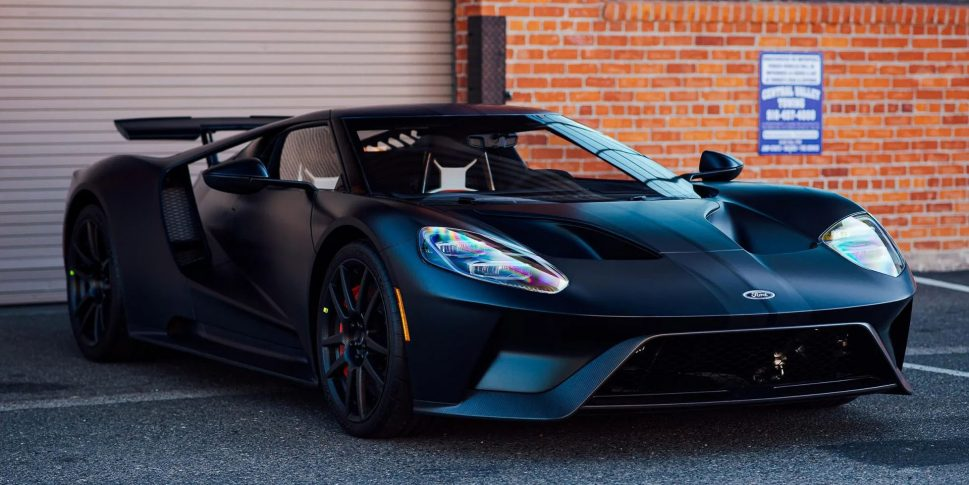 Rare 2019 Ford GT