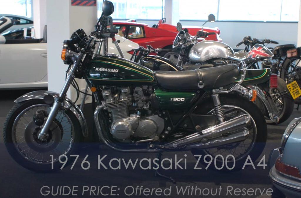 Kawasaki meet Richard Hammond