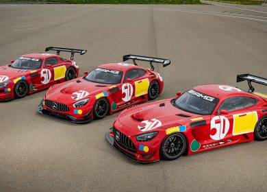 Limited edition Mercedes-AMG GT3s – 50 Years Legend of Spa