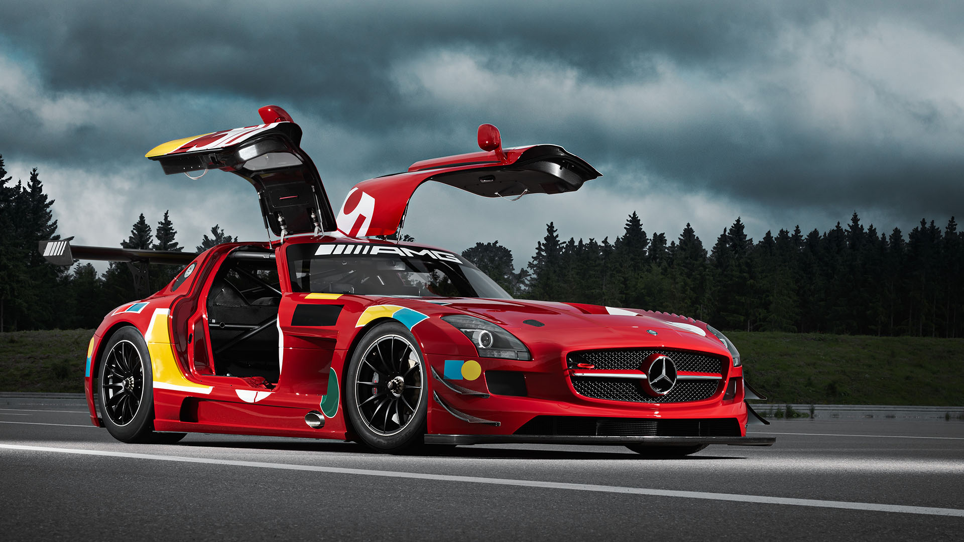 Limited edition Mercedes-AMG