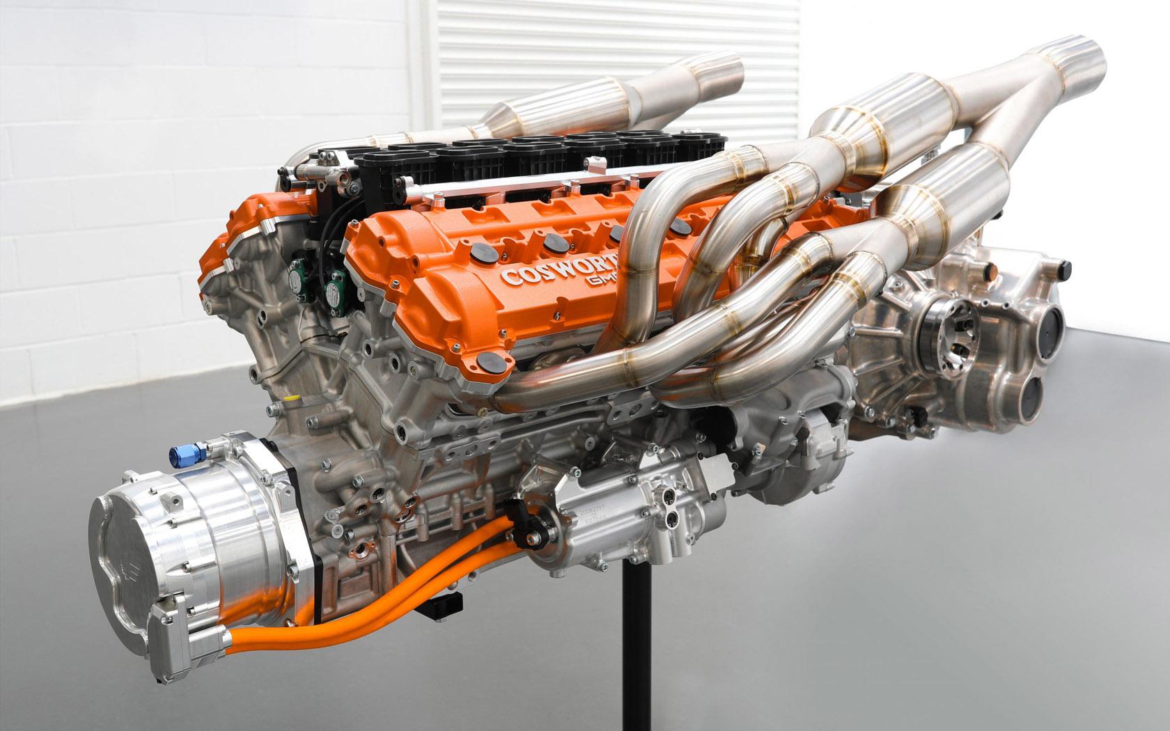 GMA Cosworth V12 Engine top 50 car engines